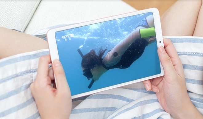 Xiaomi Mi Pad 4 ra mat: Snapdragon 660, mo khoa khuon mat, gia 169 USD hinh anh 2