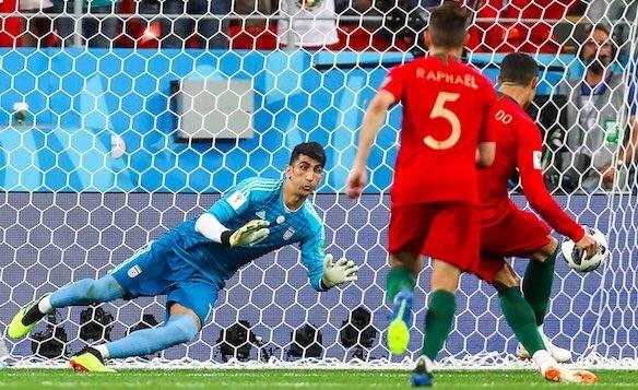 Anh che Ronaldo sut truot penalty tran ngap cong dong mang hinh anh 1