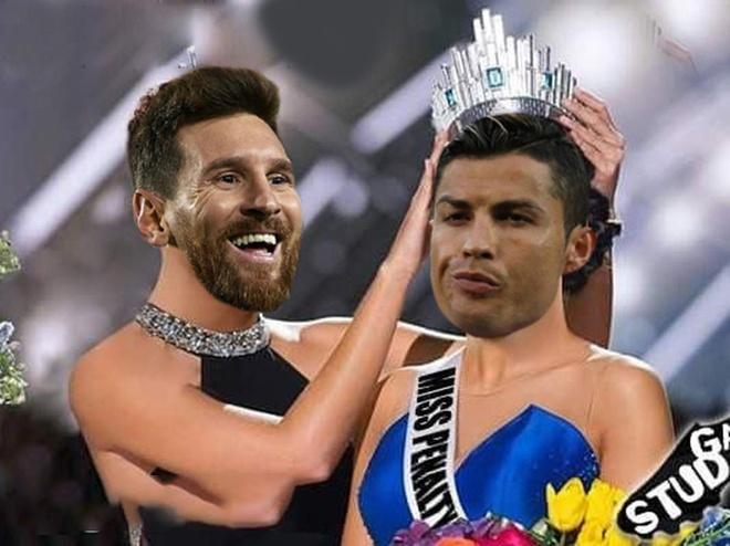 Anh che Ronaldo sut truot penalty tran ngap cong dong mang hinh anh 3