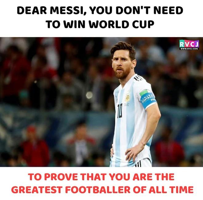 Sau that bai, Messi va Ronaldo thanh nan nhan cua anh che hinh anh 14