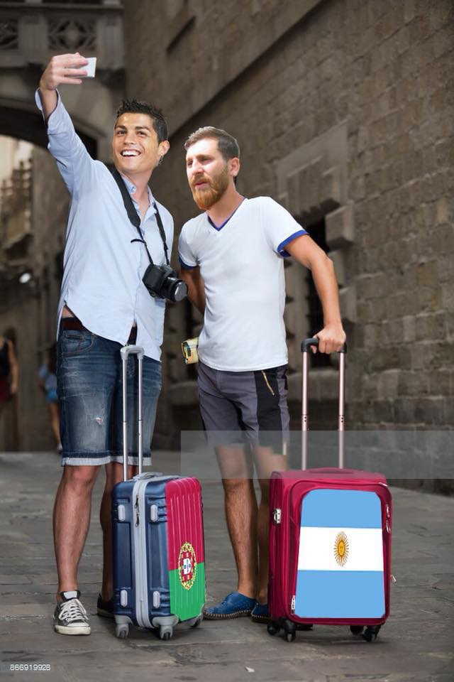 Sau that bai, Messi va Ronaldo thanh nan nhan cua anh che hinh anh 16