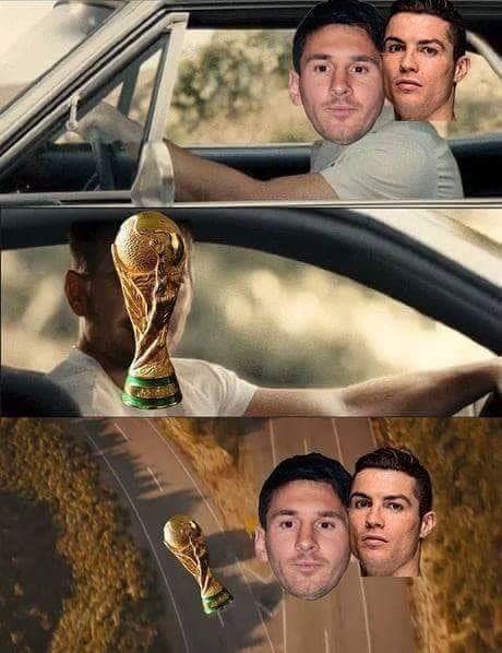 Sau that bai, Messi va Ronaldo thanh nan nhan cua anh che hinh anh 18