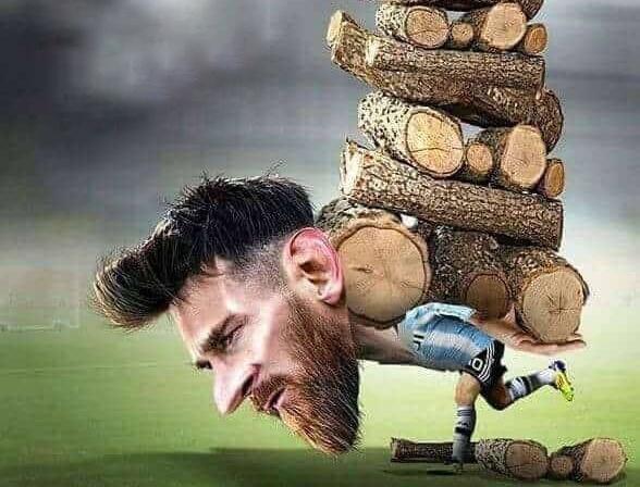 Sau that bai, Messi va Ronaldo thanh nan nhan cua anh che hinh anh 7