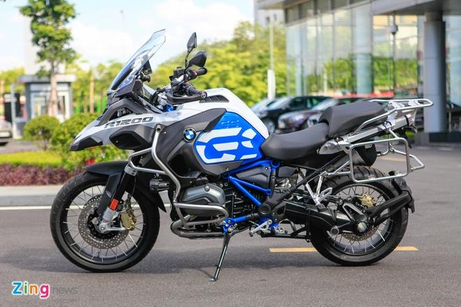BMW R12000 GSA 2018 - sieu moto cho dan phuot gia 659 trieu hinh anh