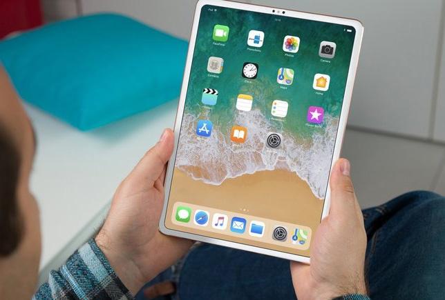 iPad Pro duoc trang bi Face ID, AirPods 2 va Apple Watch 4 sap ra mat hinh anh