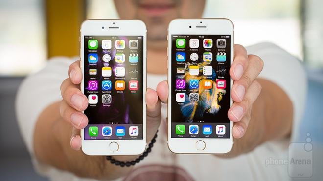 Day la ly do ban khong nen mua iPhone 6, 6S thoi diem nay hinh anh