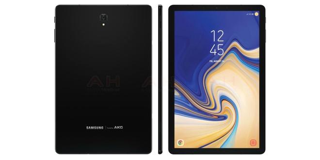 Samsung sap tro lai cuoc dua tablet voi Galaxy Tab S4 hinh anh 1