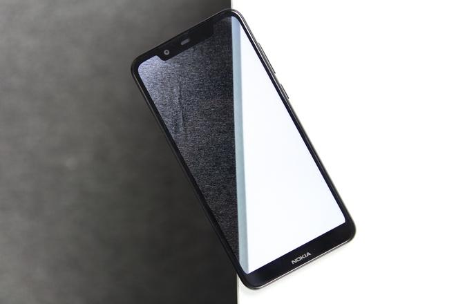 Chi tiet Nokia X5 vua ve VN - giong iPhone X, gia tu 3 trieu dong hinh anh