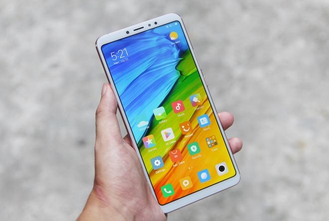 Xiaomi Mi Max 3 ve VN - man hinh to, pin 5.500 mAh, gia tu 6 trieu hinh anh
