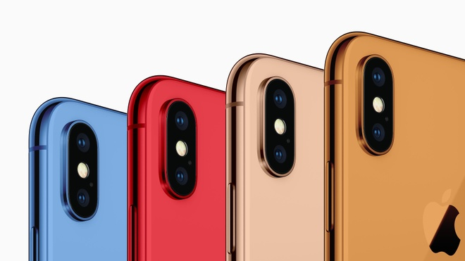 iPhone X 2018 anh 2