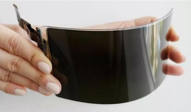 Samsung phat trien man hinh khong the vo cho smartphone hinh anh