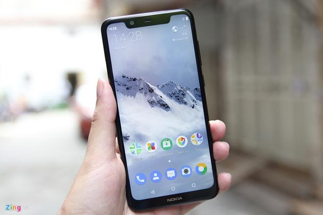 smartphone tam trung tai Viet Nam anh 1