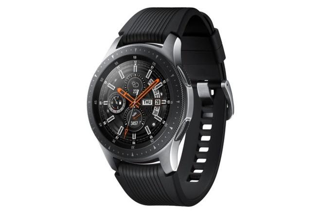 Dong ho Galaxy Watch, loa thong minh Galaxy Home trinh lang hinh anh 1