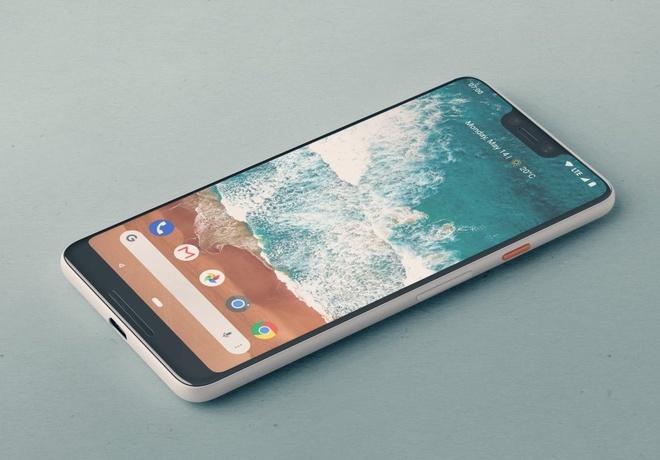 Chua ra mat, Google Pixel 3 XL da lo video mo hop hinh anh