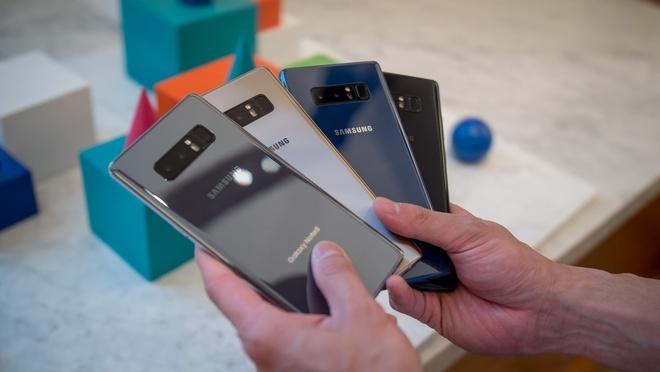 Thu thach hieu biet cua ban ve ga khong lo cong nghe Samsung hinh anh
