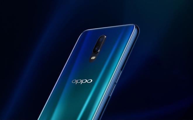 Smartphone dau tien dung Snapdragon 670 va Gorilla Glass 6 ra mat hinh anh 8
