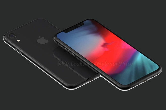 iPhone 6,1 inch se chi trang bi con chip lac hau hinh anh