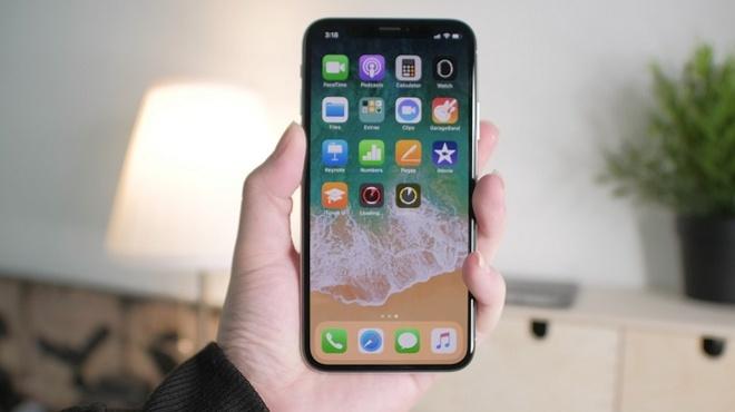 Truoc thang 9, iPhone X giam gia manh tai Viet Nam hinh anh