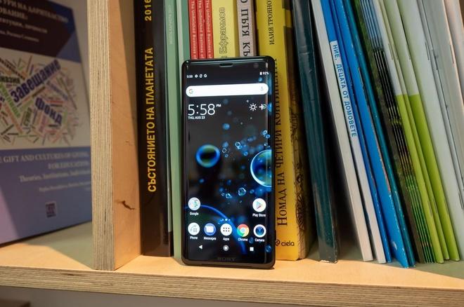 Chi tiet Sony Xperia XZ3 - man hinh cong tran 2 canh, gia tu 900 USD hinh anh 9