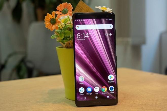 Chi tiet Sony Xperia XZ3 - man hinh cong tran 2 canh, gia tu 900 USD hinh anh 1