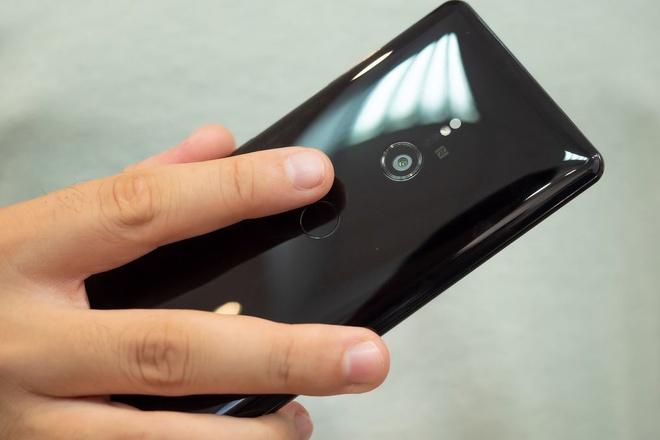 Chi tiet Sony Xperia XZ3 - man hinh cong tran 2 canh, gia tu 900 USD hinh anh 5