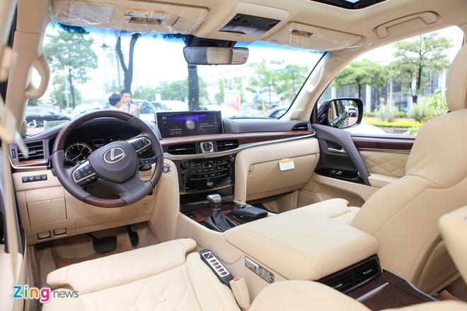 Lexus LX570 SuperSport ban 4 cho hang doc gia hon 10 ty tai VN hinh anh 8