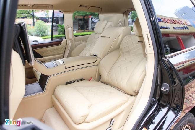 Lexus LX570 SuperSport ban 4 cho hang doc gia hon 10 ty tai VN hinh anh 3