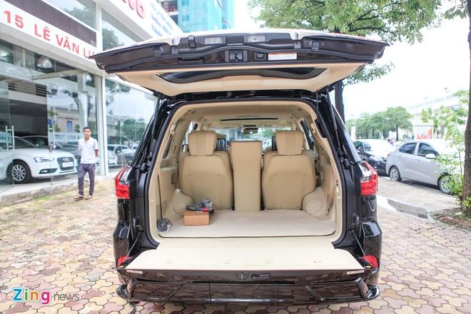 Lexus LX570 SuperSport ban 4 cho hang doc gia hon 10 ty tai VN hinh anh 7