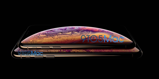 Day la iPhone XS - co 2 phien ban, them mau gold hinh anh