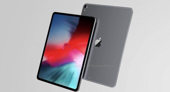 iPad Pro 12,9 inch moi lo dien voi man hinh tran vien hinh anh