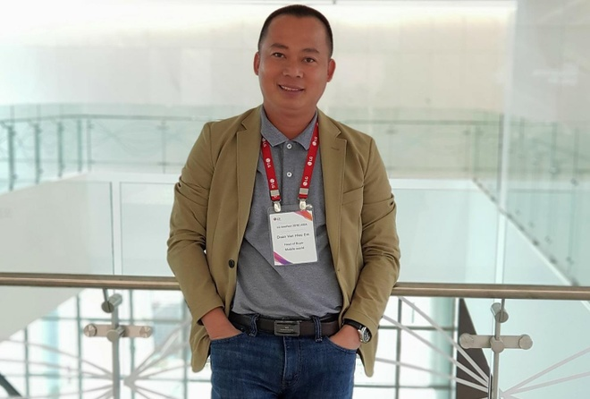 Ong Doan Van Hieu Em lam CEO The Gioi Di Dong hinh anh