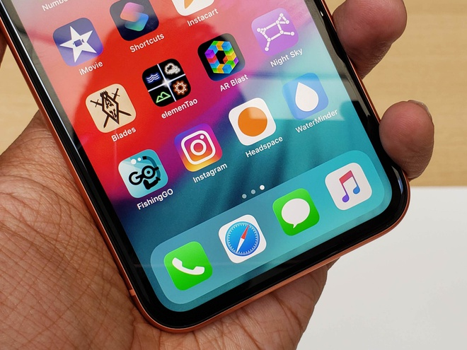 Anh thuc te iPhone XR - chiec smartphone thu vi cua Apple hinh anh 5