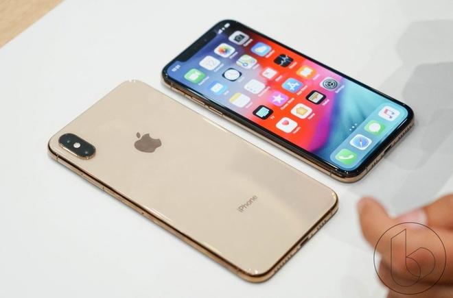 'iPhone XS Max gia tren 40 trieu van se chay hang tai Viet Nam' hinh anh 1