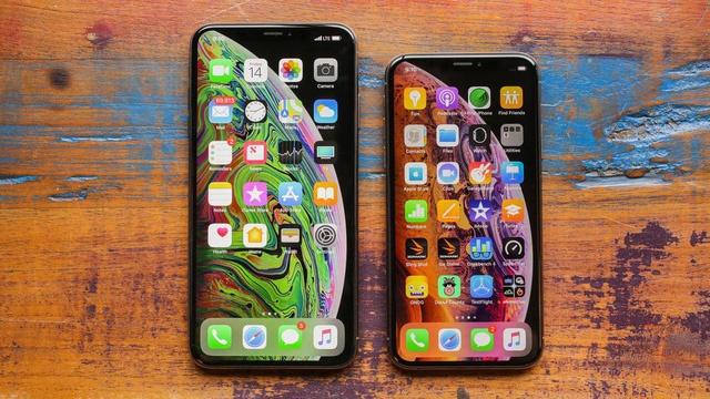 iPhone XS va XS Max gap loi vao mang cham hinh anh