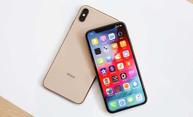 iPhone XS Max khoa mang ve Viet Nam, gia tu 26 trieu dong hinh anh