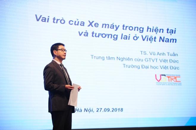 Nam 2030, xe may van la phuong tien chu dao tai Viet Nam hinh anh 2