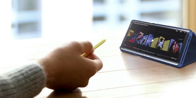Cong nghe ben trong cay but S Pen cua Galaxy Note9 hinh anh 2
