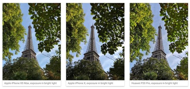 Camera iPhone XS Max duoc danh gia tot nhung van thua smartphone nay hinh anh 1