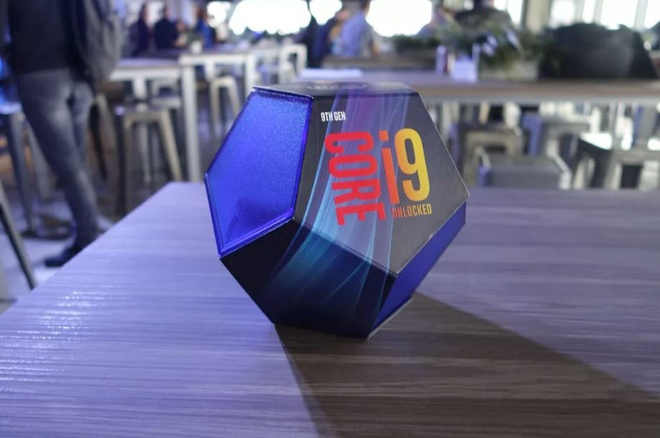 Intel ra mat CPU the he thu 9, ho tro choi game tot hon hinh anh