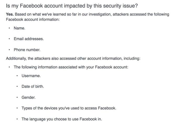 Cach kiem tra xem ban co trong 29 trieu tai khoan Facebook bi hack hinh anh 2