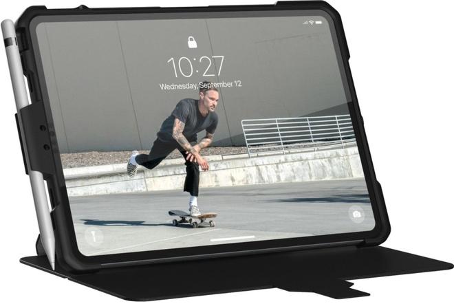 iPad Pro 2018 lo dien truoc gio ra mat hinh anh