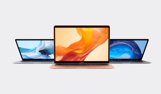 Gioi thieu MacBook Air moi - man hinh retina, pin dai ca ngay hinh anh