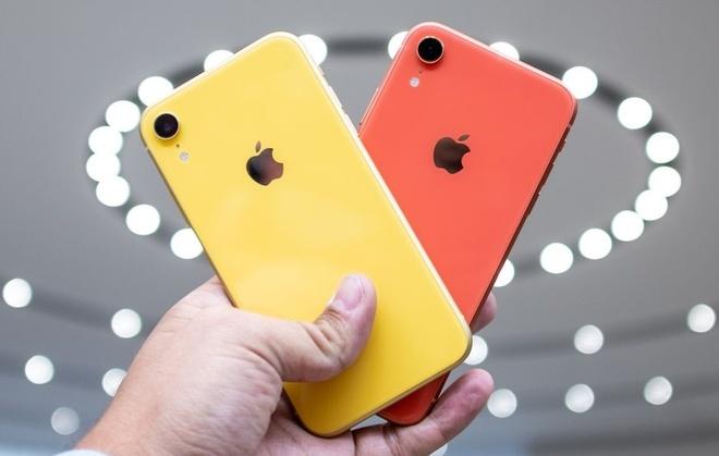 Sau 5C, iPhone XR co the la 'bom xit' tiep theo cua Apple tai VN hinh anh