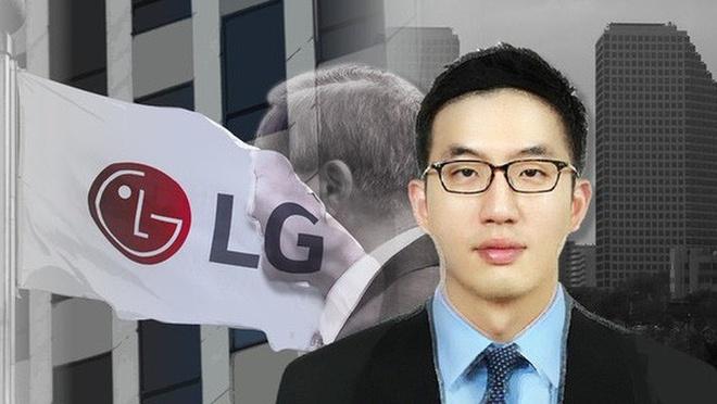 Nguoi thua ke LG dong den 630 trieu USD tien thue hinh anh