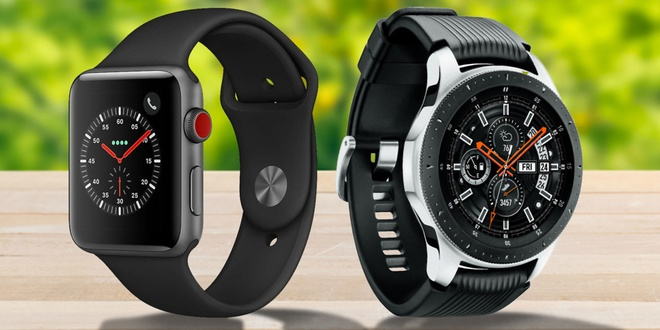 Loat smartwatch dang mua tren thi truong hinh anh