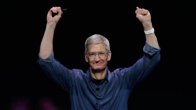 CEO Apple lam gi dau tien khi thuc day? hinh anh