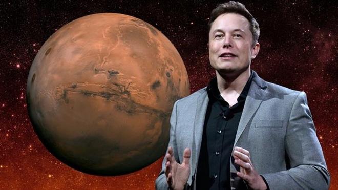 Elon Musk: '70% toi se len sao Hoa' hinh anh