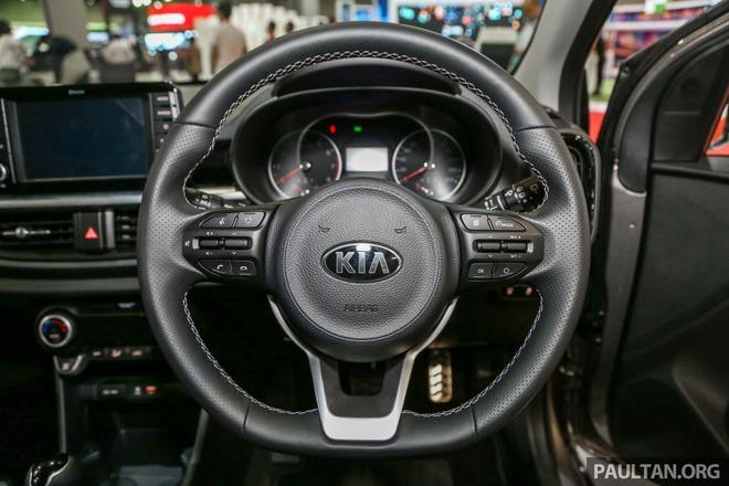 Kia trinh lang Picanto GT-Line 2019 co phanh tu dong khan cap hinh anh 4