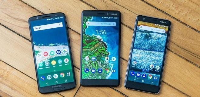Chon smartphone nao duoi 3 trieu mua cuoi nam? hinh anh