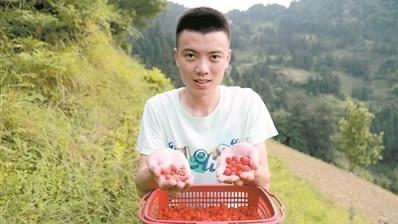 Nhung nong dan Trung Quoc doi doi nho livestream hinh anh 6